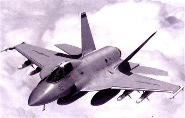 JF-17X- A Pakistani Stealth Fighter