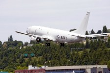 Boeing P-8A Poseidon Completes 1st-flight Test of Mission Systems