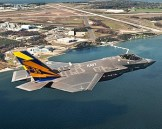 First Navy F-35 Arrives At Pax River