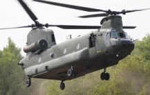 Boeing and Netherlands MOD Mark 1st Flight of Royal Netherlands Air Force CH-47F Chinook