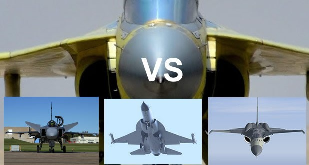 Comparing Light Combat Aircraft with Gripen, JF-17 and F-CK