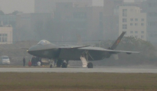 Threat analysis of Chengdu J-20 the chinese stealth ...