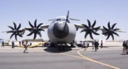 Fewer Airbus A400M planes to be purchased by Germany
