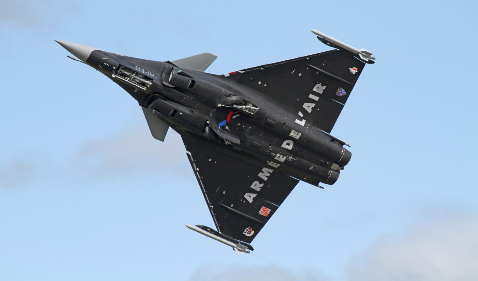 Dassault Rafale wins Indian Air Force Medium Multi-Role Combat Aircraft Competition