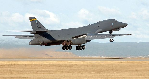 Rockwell / Boeing B-1 Lancer Specification & Technical Data