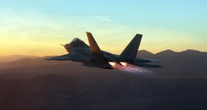 F-22 Raptor sees combat for the first time in 9 years: Airstrikes Against ISIS in Syria