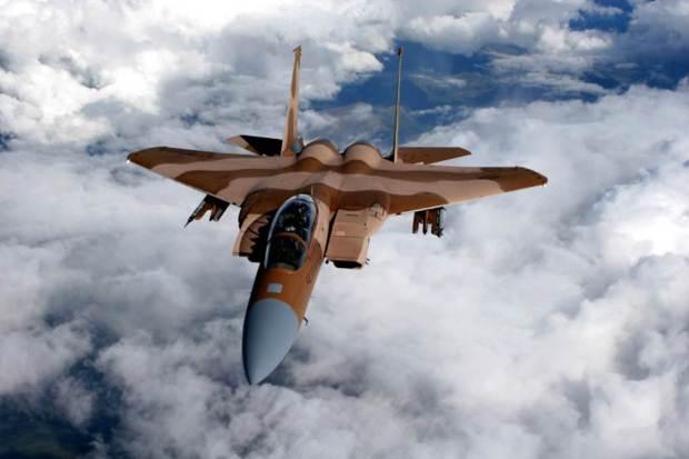 McDonnell DouglasBoeing F-15 Eagle