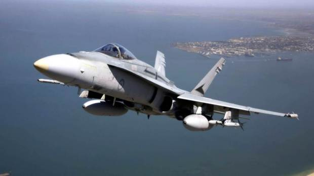 McDonnell DouglasBoeing FA-18 Hornet Super Hornet