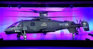 Sikorsky S-97 Raider Specification & Technical Data