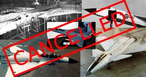 Top 5 Cancelled Fighter Plane Programs