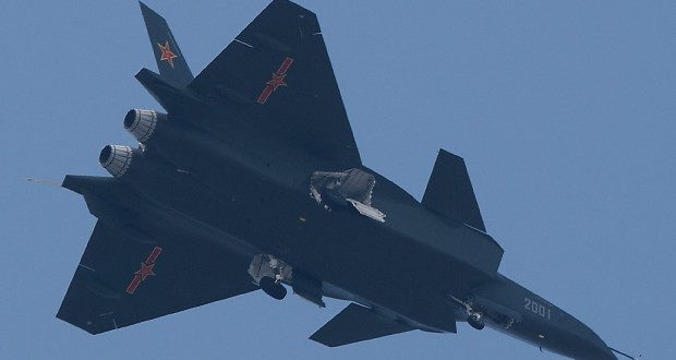 China bans export of Chengdu J-20