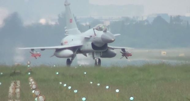 Chengdu J-10B soon to be handed over to the People's Liberation Army Air Force