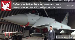 DA #3: Future of Royal Air Force, Royal Navy and British Army