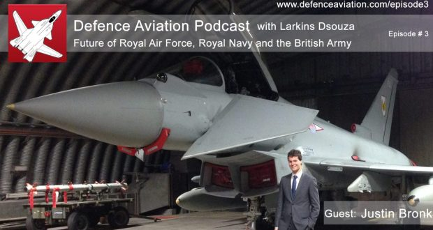 DA #3: Future of Royal Air Force, Royal Navy and British Army