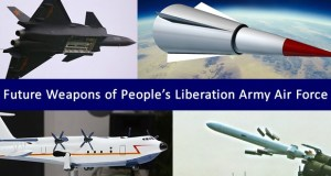 5 Insane weapons of Chinese Air Force (People's Liberation Army Air Force) That Will Give You The Shivers