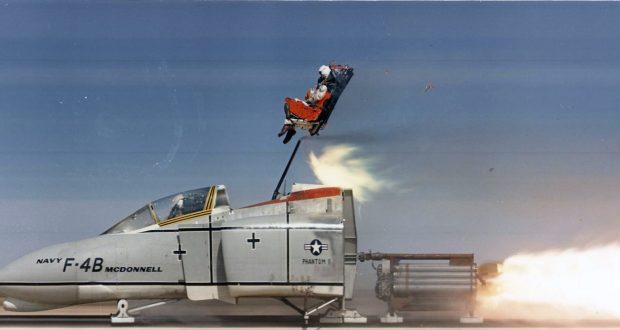 Who makes better Fighter Jet Ejection Seats, the Americans or the Russians?