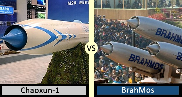 Chaoxun-1 vs BrahMos: An Arms Race or War of Words Over RAMJET Supersonic Cruise Missile Technology?
