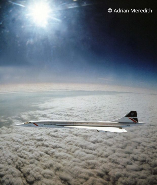 Answers to 7 Questions About Concorde You Should Know