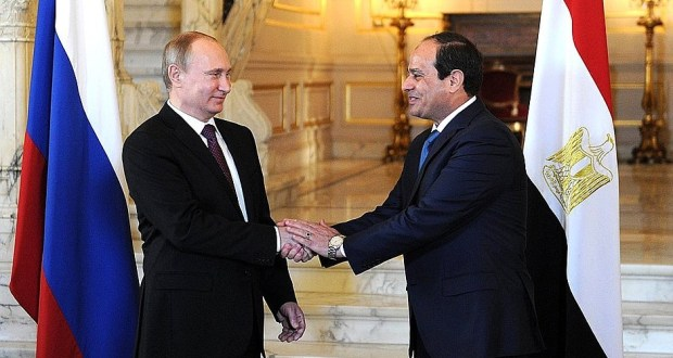 Russian Military plans to use Egyptian Air Bases