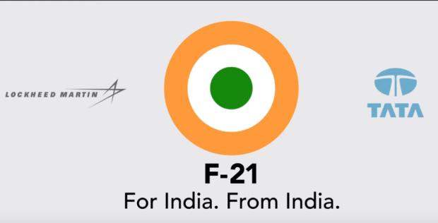 TATA-Lockheed Martin F-21