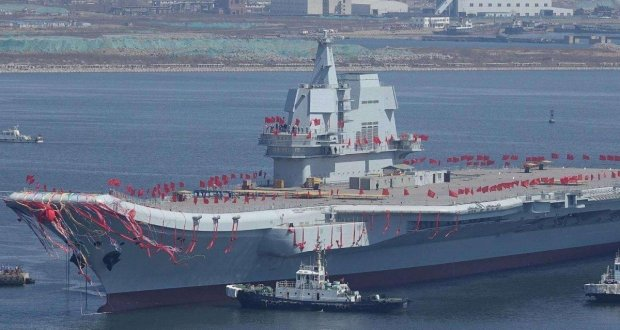 Chinese navy set to build fourth aircraft carrier, but plans for a more advanced ship are put on hold