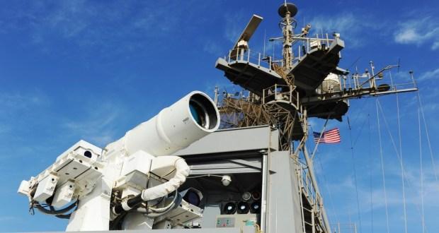 Lockheed Martin's experts details laser weapon program