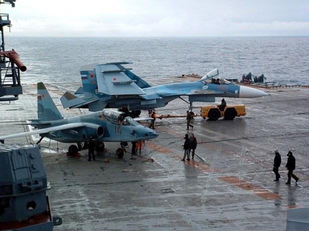 Su-27K designation to Su-33