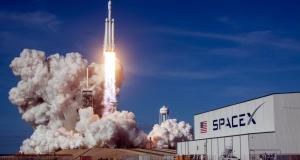 SpaceX To Launch Americans Into Space For The First Time Since The Space Shuttle Retired in 2011