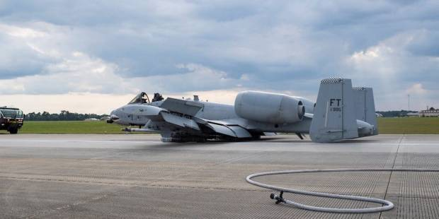 Detailed Tour of The U.S. Air Force A10 Thunderbolt II