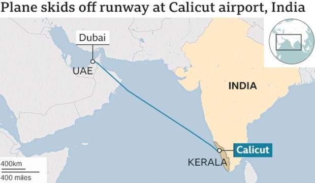 Air India Express Crashes At Calicut Airport