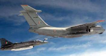 Maiden midair refueling of Tejas aircraft conducted successfully 56