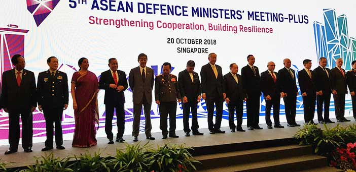 India tells ASEAN: Will again carry out surgical strikes on terror camps 16