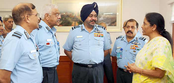 India increases financial powers of senior military commanders 2