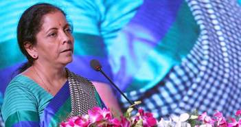 Nirmala Sitharaman addresses Jawans through radio 1