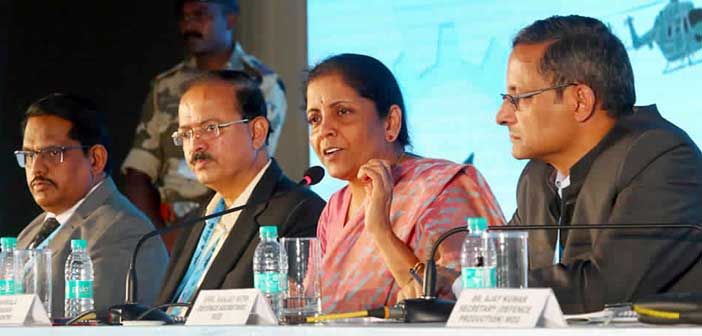 Sitharaman rejects AK Antony's charge of overlooking HAL in Rafale deal 2