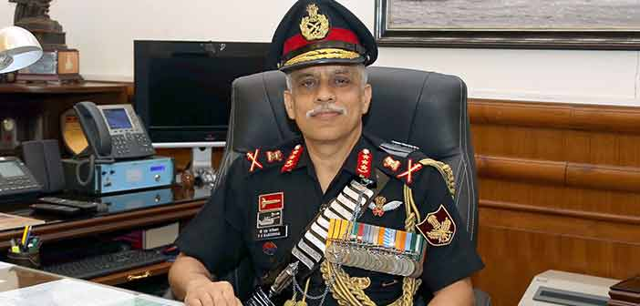 PS Rajeswar takes charge of integrated defence staff of Chairman, COSC 1