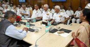 India urges naval commanders to counter any challenge at seas 20