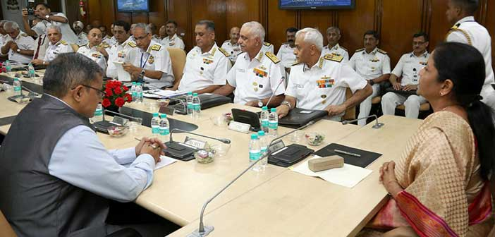 India urges naval commanders to counter any challenge at seas 8