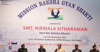 Sitharaman sets target for Raksha Gyan Shakti: File thousand IPR applications 3