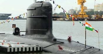 Indian Navy INS Khanderi News