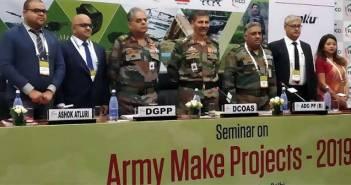 Indian Army FICCI Make 2019