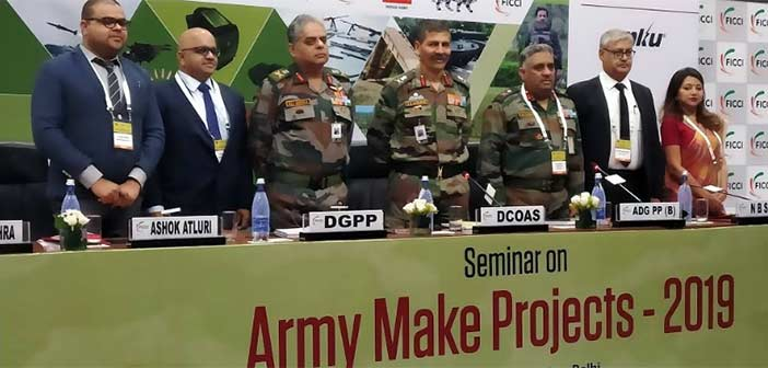 Indian Army FICCI Make 2019