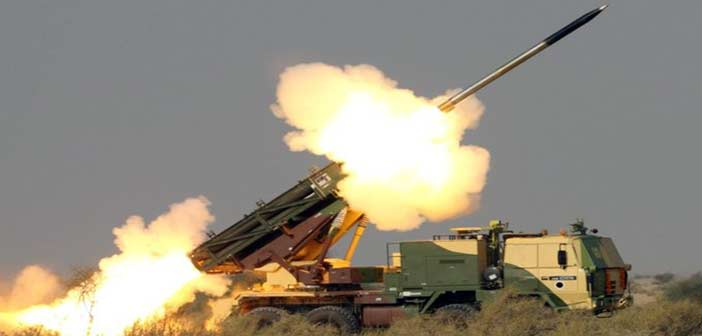 DRDO Pinaka Missile System