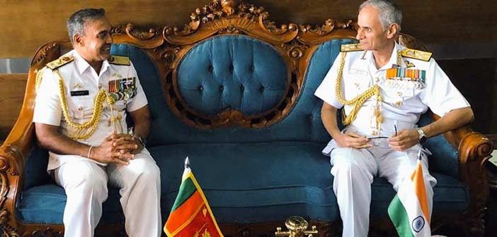 Indian Navy Chief Karambir Singh