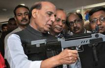Rajnath DRDO 108 defence item list