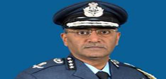 Air Force Vibhas Pande