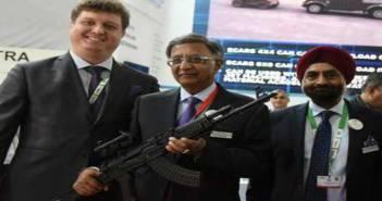 Baba Kalyani Arsenal Small Arms JV Defence News India
