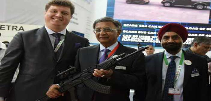 Baba Kalyani Arsenal Small Arms JV Defence News India