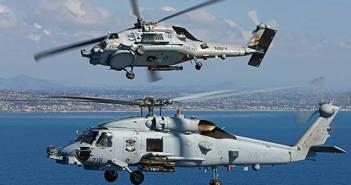 Lockheed Martin Sikorsky MH-60 R Seahawk