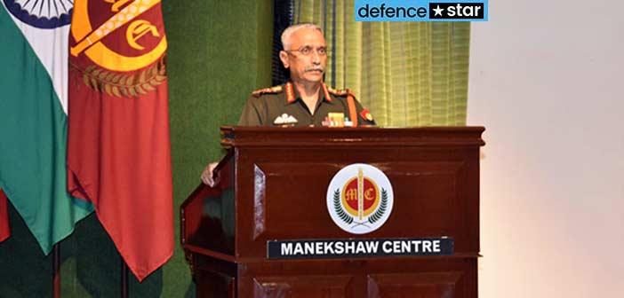 Army Chief Gen Narawane